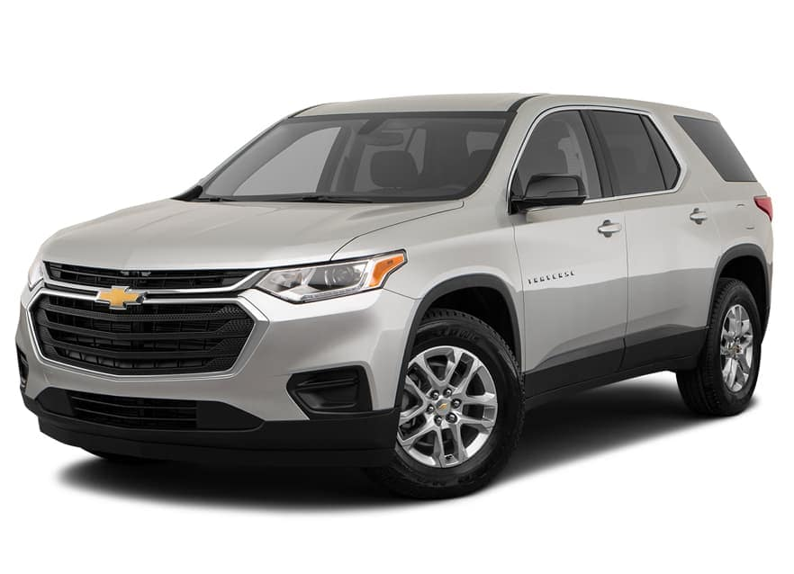 Chevrolet-Traverse-tyres