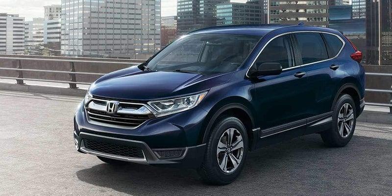 Honda CR-V Tyres