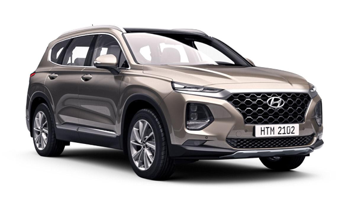 Hyundai-Santa-Fe-Tires